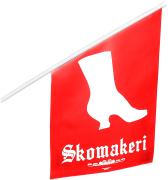 "Flagga ""SKOMAKERI"""