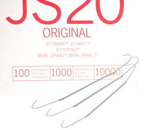 Skyltfjäder 100-pack