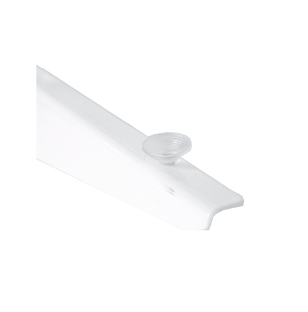 Sugkopp för glashylla