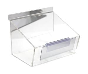 Plexilåda spårp. 150x110x100