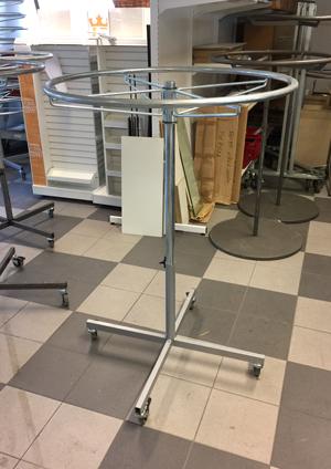 9386 Rundställ beg D: 900 grå/ zink