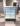 9610 Beg. glasvitrinskåp 90cm